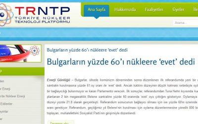 Türkiye Nükleer Teknoloji Platformu