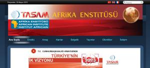TASAM Afrika Enstitüsü