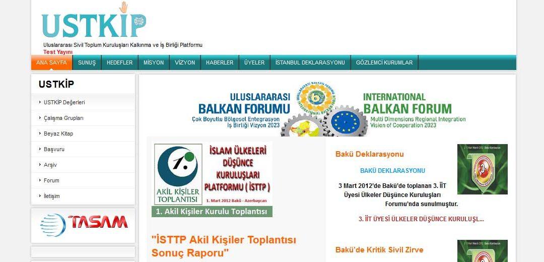 Uluslararası Sivil Toplum Kuruluşları Kalkınma ve İş Birliği Platformu