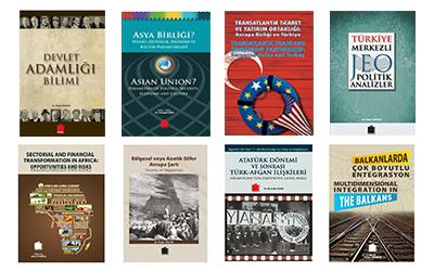 TASAM'dan 8 Yeni Kitap